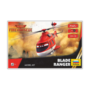 Planes Fire and Rescue 1:100 scale Blade Ranger Vehicle Snap Fit Model Kit