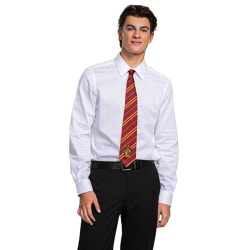 Harry Potter Gryffindor Tie Roleplay Accessory