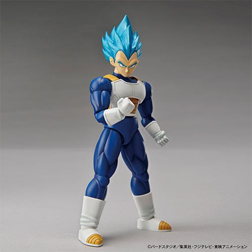 Dragon Ball Super Super Saiyan God Super Saiyan Vegeta Figure-Rise Standard Model Kit