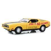 "Gone in Sixty Seconds (1974) - 1973 Ford Mustang Mach 1 ""Eleanor"" 1:43 Scale Die-Cast Metal Vehicle"