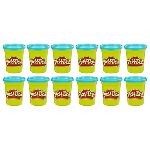 Play-Doh 12-Pack Case of Blue