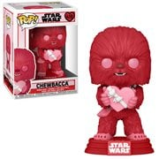Star Wars Valentines Cupid Chewbacca Pop! Vinyl Figure