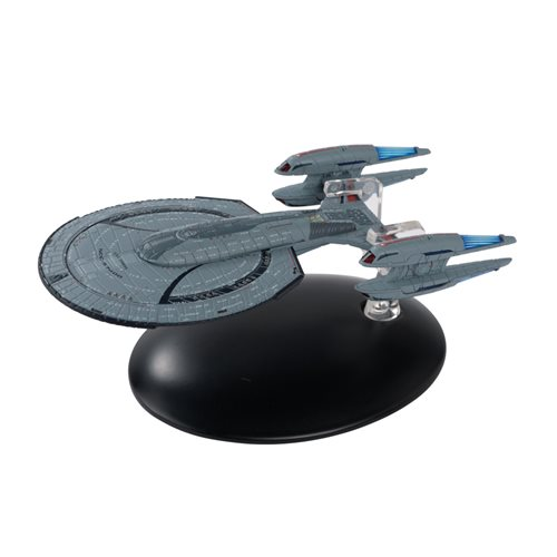 Star Trek Online Chimera Class Federation Heavy Ship with Collector Magazine