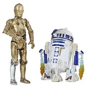 Star Wars Solo Force Link 2.0 C-3PO and R2-D2 Action Figures - Exclusive