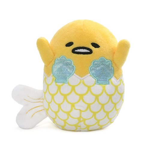 Gudetama Mermaid 5-Inch Plush