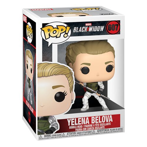 Black Widow Yelena Pop! Vinyl Figure