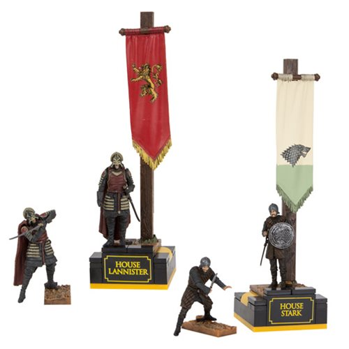 Game of Thrones Banner Pack Construction Sets