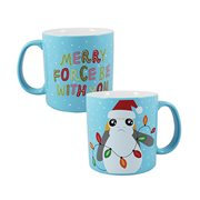 Star Wars Porg with Santa Hat Holiday 20 oz. Ceramic Mug