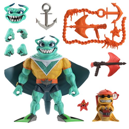 TMNT Ultimates Ray Fillet 7-Inch Action Figure