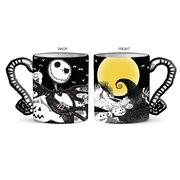 Nightmare Before Christmas Jack Moonlight 20 oz. Ceramic Mug