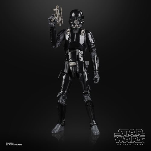 Star Wars The Black Series Archive Imperial Death Trooper 6-Inch Action Figure