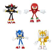 Sonic the Hedgehog 4-Inch Basic Action Figure Wave 1 Case