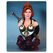Masters of the Universe Teela Mini-Bust