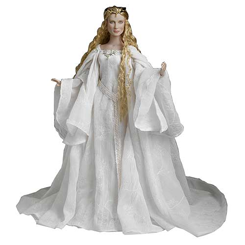 Lord of the Rings Galadriel Lady of Light Tonner Doll