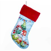 Shopkins Christmas 19-Inch Printed Stocking