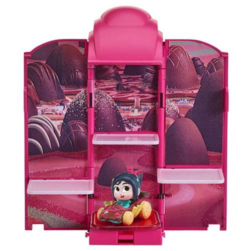 Wreck-It Ralph 2 Power Pac Display Playset Wave 1 Case