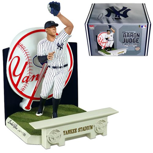 MLB New York Yankees Aaron Judge 9-Inch Resin Statue
