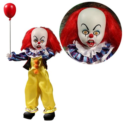LDD Presents It 1990 Pennywise Doll - ReRun