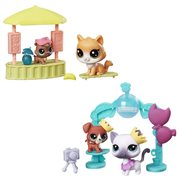 Littlest Pet Shop Adorable Adventure Mini-Figure Wave 1 Set