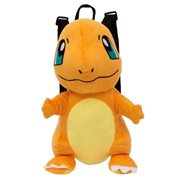Pokemon Charmander 17-Inch Plush Backpack