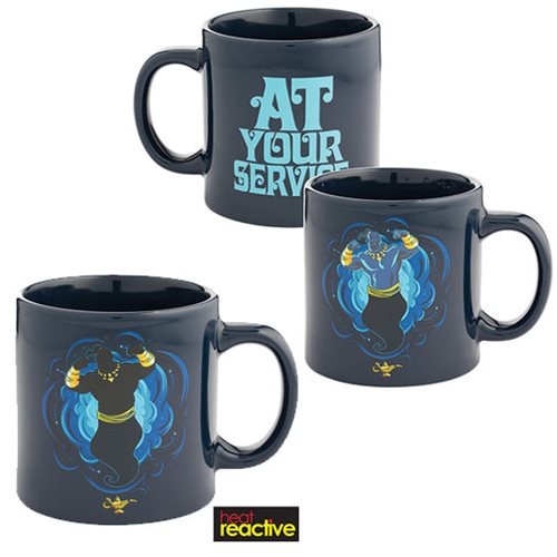Aladdin 20 oz. Heat Reactive Mug