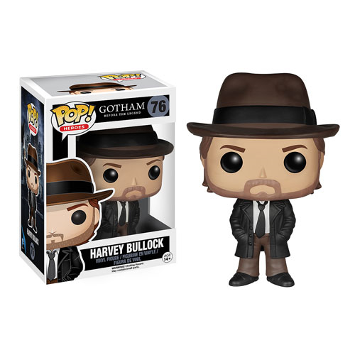 Gotham Harvey Bullock Pop! Vinyl Figure