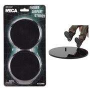 Action Figure Black Display Stand 10-Pack
