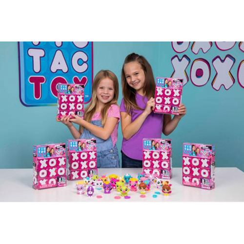 Tic Tac Toy XOXO Friends Multi-Pack Surprise Box