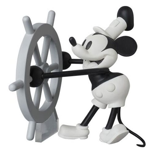 Steamboat Willie Mickey Mouse UDF Mini-Figure