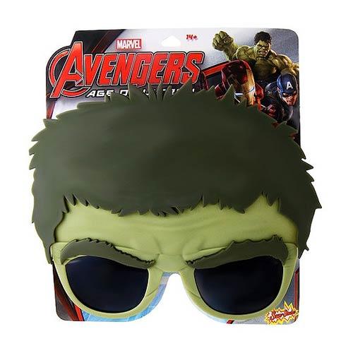 49c427451c Avengers Hulk Sun-Staches - Entertainment Earth