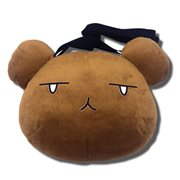 Ouran High School Host Club Bear Head Plush Bag