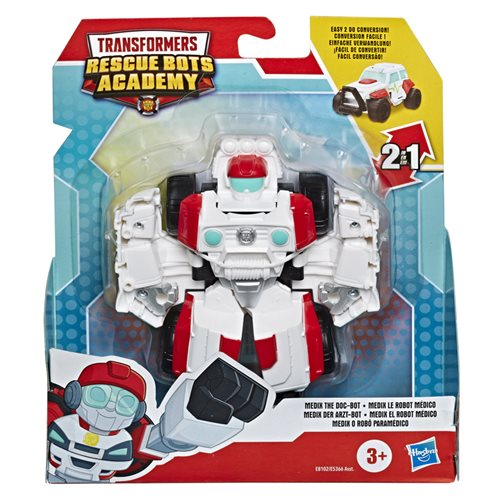 Transformers Rescue Bots Academy Medix the Doc-Bot