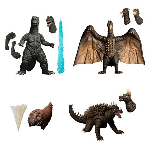 Godzilla: Destroy All Monsters (1968) 5 Points 1 Boxed Set