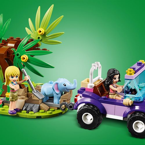LEGO 41421 Friends Baby Elephant Jungle Rescue