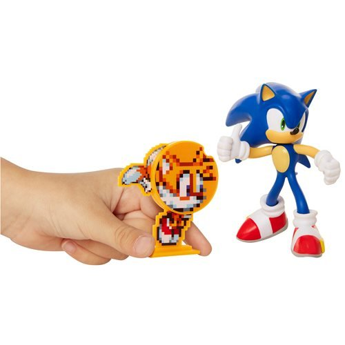 Sonic the Hedgehog 4-Inch Basic Action Figure Wave 2 Case