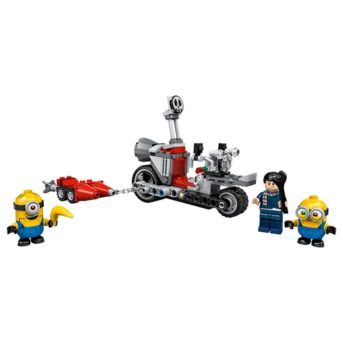 LEGO 75549 Minions Unstoppable Bike Chase