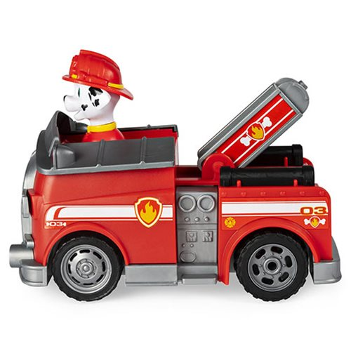 PAW Patrol Marshall Fire Truck Remote Control Vehicle