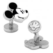 Vintage Mickey Mouse Head Cufflinks