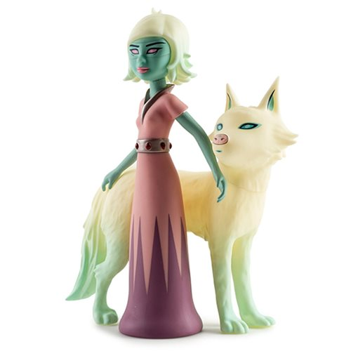 Dreamwell Astra and Orbit by Tara McPherson Medium Vinyl Figures
