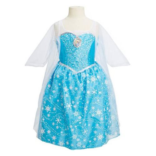 Disney Frozen Musical Light-Up Elsa Dress