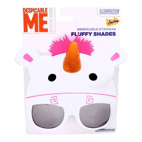 Despicable Me Fluffy Sun-Staches
