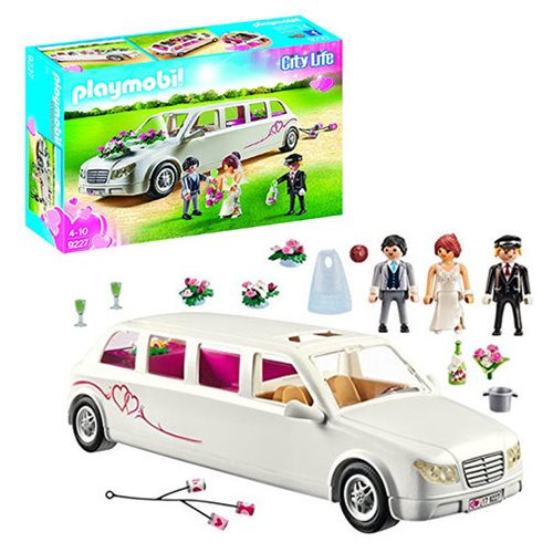 Playmobil 9227 Wedding Limo