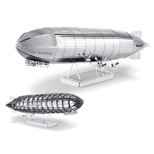 Graf Zeppelin Aircraft Metal Earth Model Kit