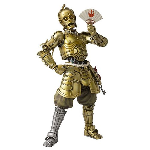 Star Wars C-3PO Meisho Movie Realization Action Figure