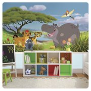 The Lion Guard XL Chair Rail Prepasted Mural
