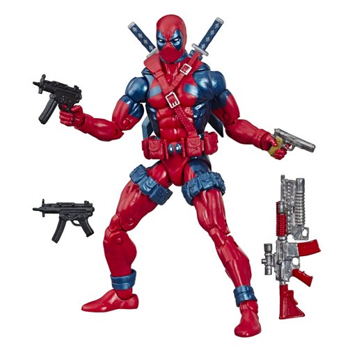X-Men Retro Marvel Legends 6-Inch Deadpool Figure