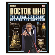 Doctor Who The Visual Dictionary Updated and Expanded Hardcover Book