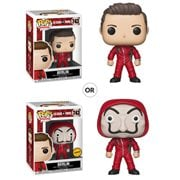 La Casa De Papel Berlin Pop! Vinyl Figure #743
