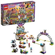 LEGO Friends Heartlake 41352 The Big Race Day