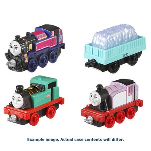 Thomas and Friends Adventure Multi-Pack Die-Cast Case